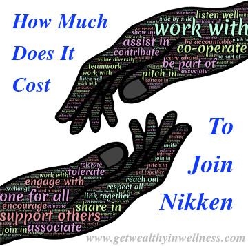 How much does it cost to join Nikken? What are the startup costs and the monthly expenses?