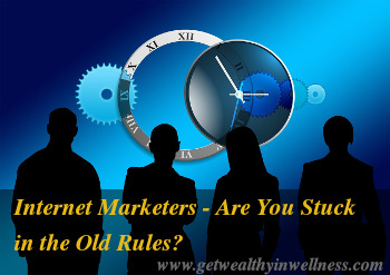 Many internet marketers still confine themselves to the old Monday through Friday 9 to 5. Why?