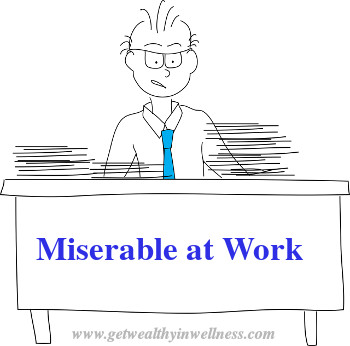 Being miserable at work day after day wears heavily on you. There has to something better for smart, motivated people. There is.